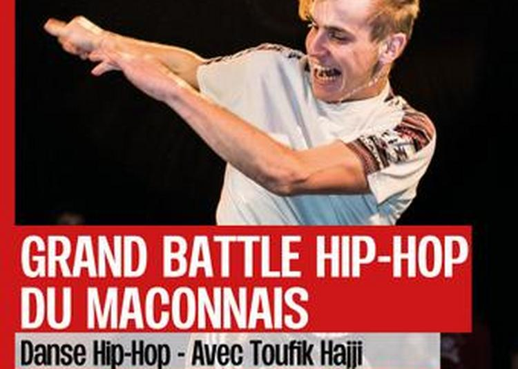 Festival Les Scènes Pop|grand Battle Hip -hop Du Maconnais |