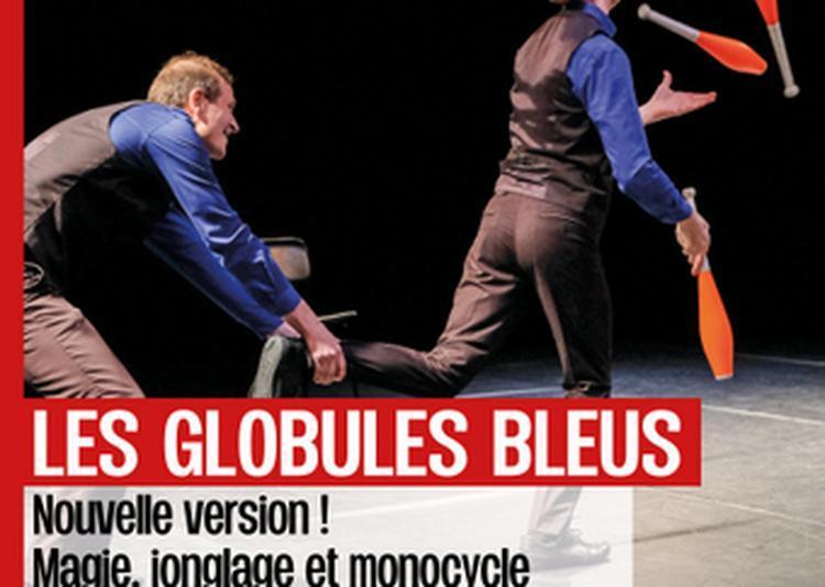 Festival Les Scènes Pop  Les Globules Bleus à Macon