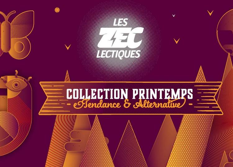 Festival Les Z'Éclectiques Collection Printemps 2019