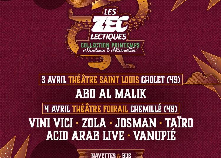 Festival Les Z'Éclectiques Collection Printemps 2020