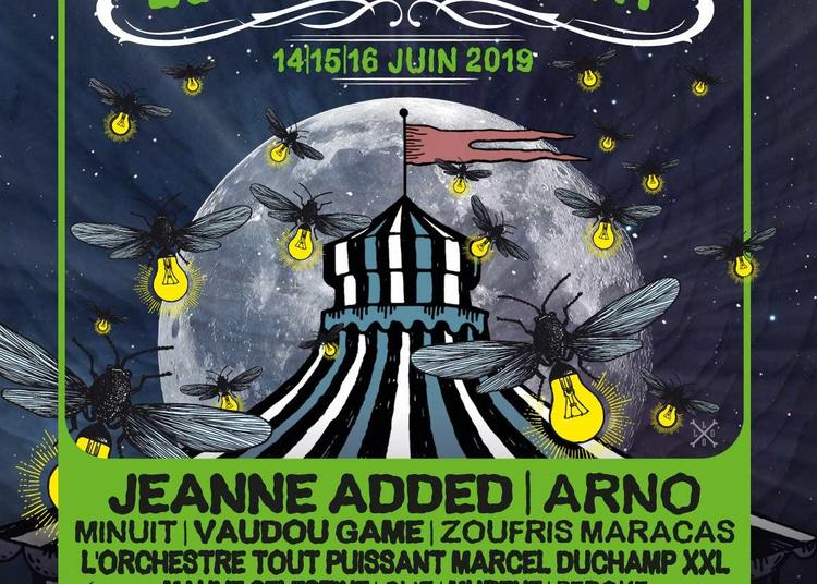 Jeanne Added + Minuit + Vaudou Game + Indianizer + Péroké + Mauve Celestine + DJ Bonnie à Macon
