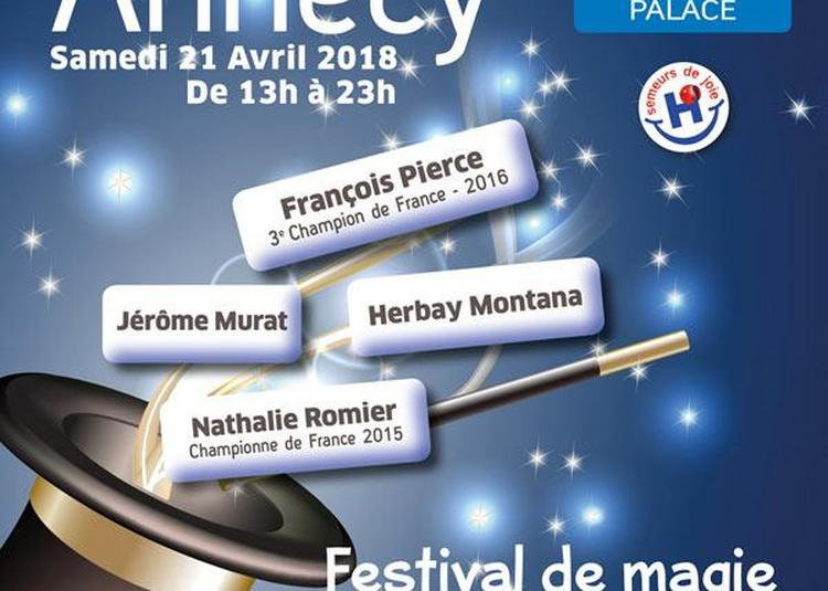 Festival Magie Annecy