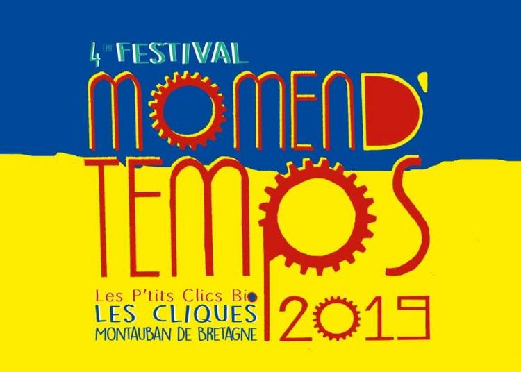 Festival Momend'temps à la Ferme des P'tits Clics Bio 2019