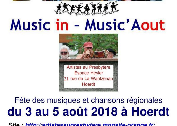 Festival Music in - Music'Aout 2018