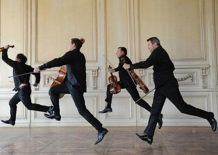 Festival Music'ly  : Concert Du Quatuor Debussy - Viva Latina ! à Lyon
