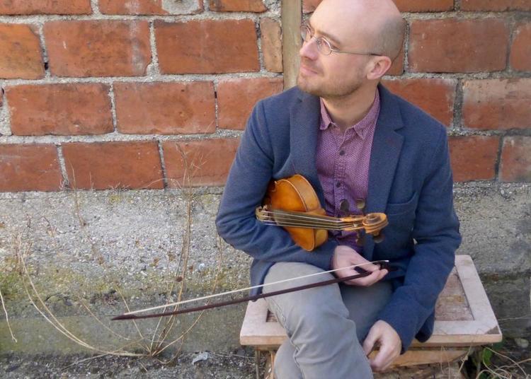 Festival Musiques Vivantes -«A violino solo» Tartini, Bach & improvisation à Seuillet