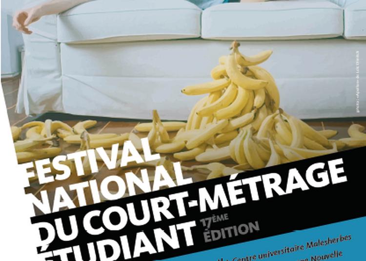 Festival National du Court Métrage Etudiant 2018