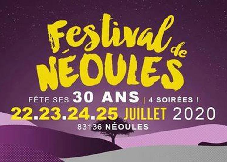 Festival Neoules 2020