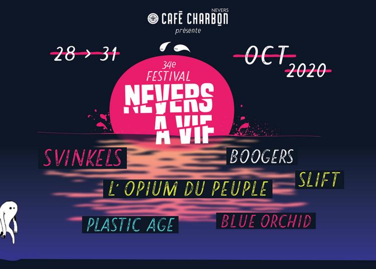 Festival Nevers A Vif 2020