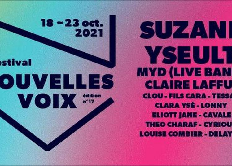 Festival Nouvelles Voix 2021