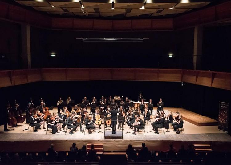 Festival Orchestre de jeunes 2018