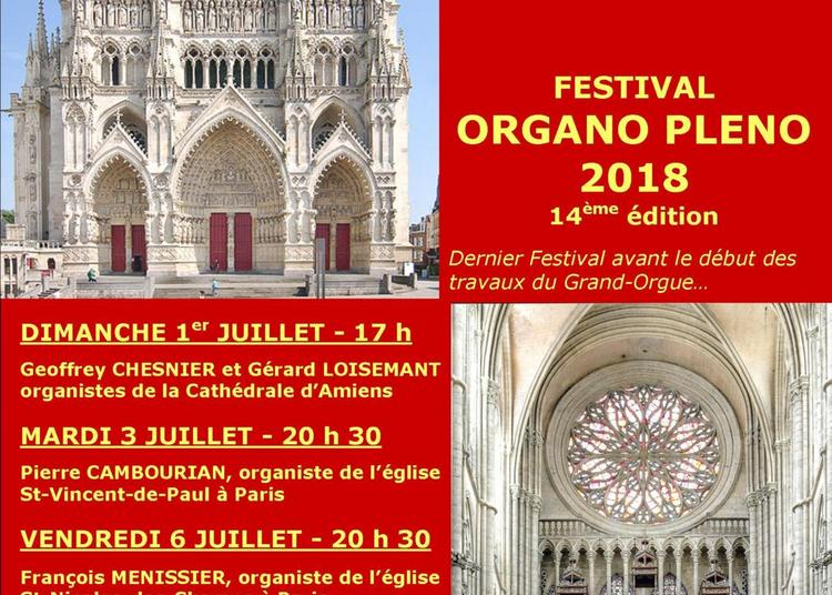 Festival organo Pleno 2018