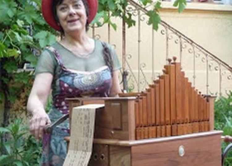 Festival Orgue Et Cinéma : Apéro-concert à L'orgue De Barbarie à Entraygues sur Truyere