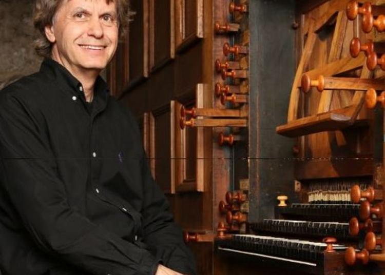 Festival Orgue Et Cinéma : Concert D'orgue Par Frédéric Muñoz à Entraygues sur Truyere