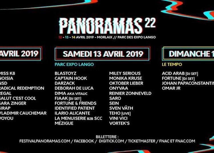 Festival Panoramas # 22 - Pass 1j à Morlaix