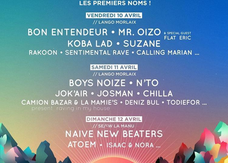 Festival Panoramas # 23 - Pass 2j à Morlaix