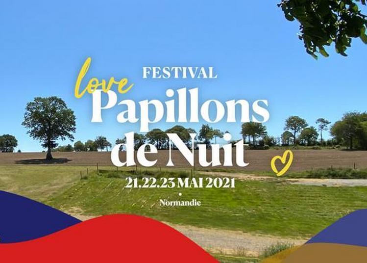 Festival Papillons De Nuit billet journée à Saint Laurent de Cuves