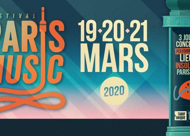 Festival Paris music 2020