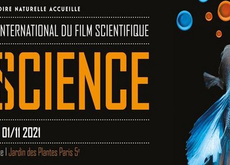 Festival Pariscience - Festival International du film scientifique 2021