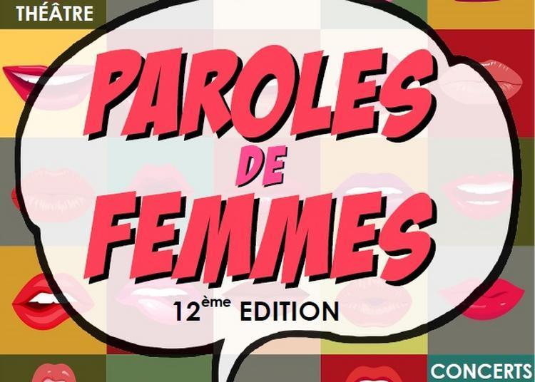 Festival Paroles de Femmes 12ème édition à Dijon