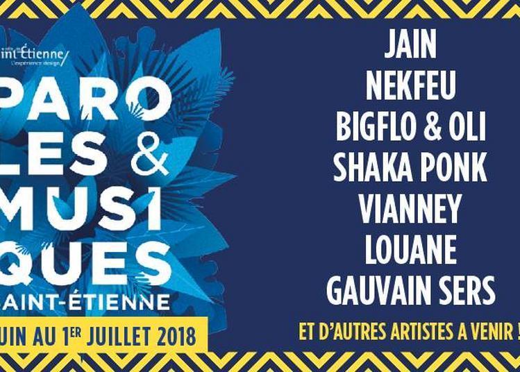 Festival Paroles Et Musiques 2018
