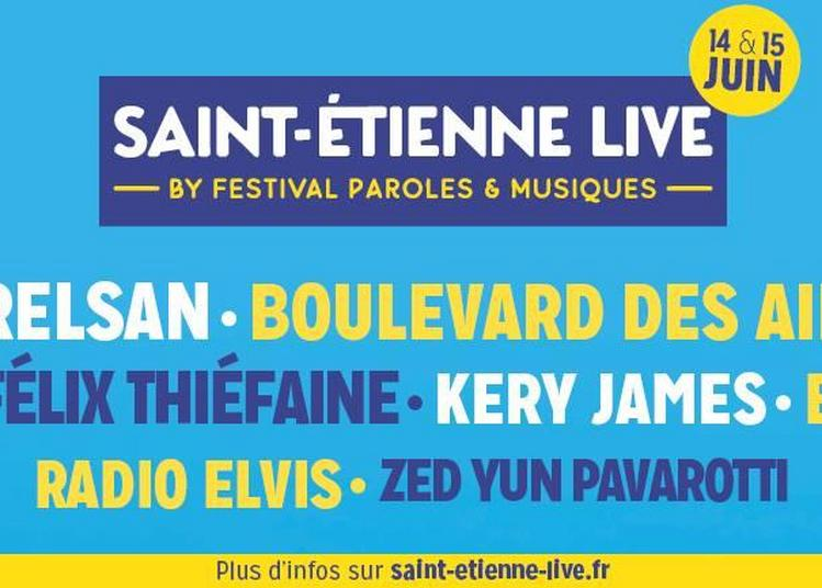 Festival Saint-Etienne Live 2019
