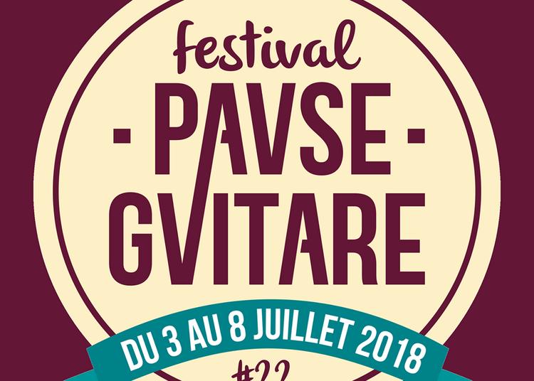 Festival Pause Guitare 2018