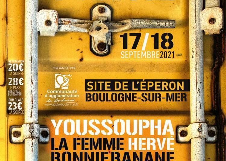 Festival Poulpaphone - Pass 2 Jours à Boulogne sur Mer