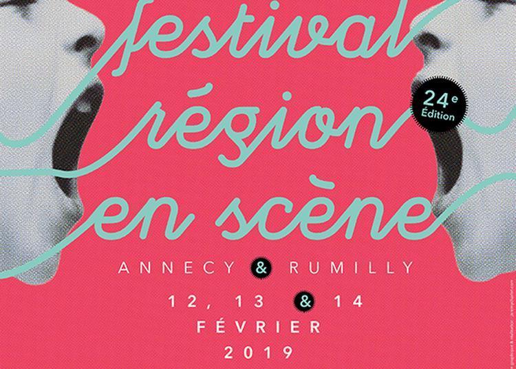 Festival Région en Scène à Annecy