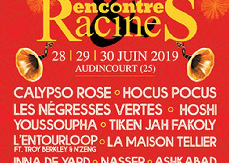Festival Rencontres et Racines 2019