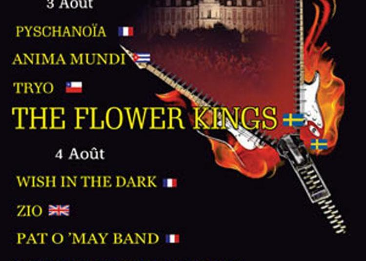 Festival Rock Au Chateau : Anima Mundi, The Flower Kings à Villersexel