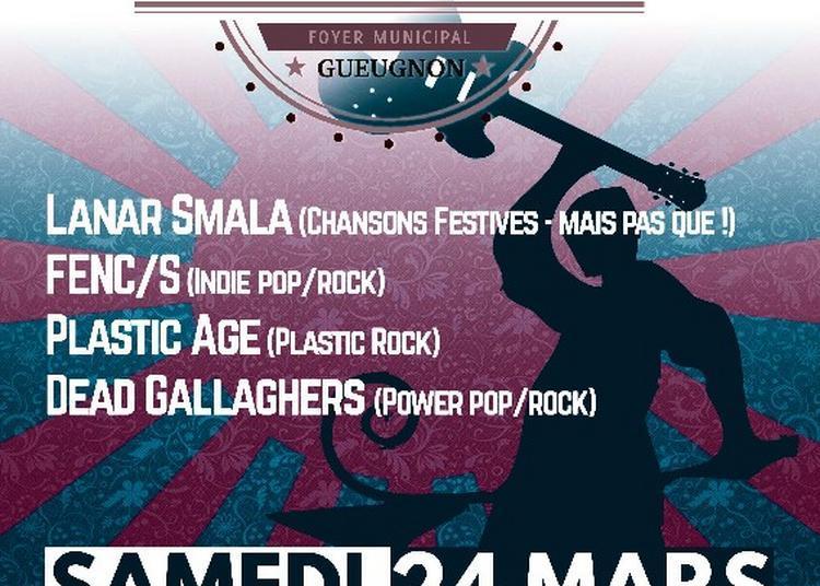 Festival Rock' N Forges 2018 à Gueugnon