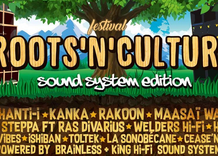 Festival Roots'n'Culture 2018 - SoundSystem Edition
