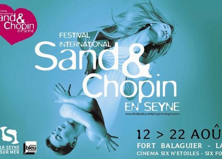 Festival Sand & Chopin en Seyne 2020