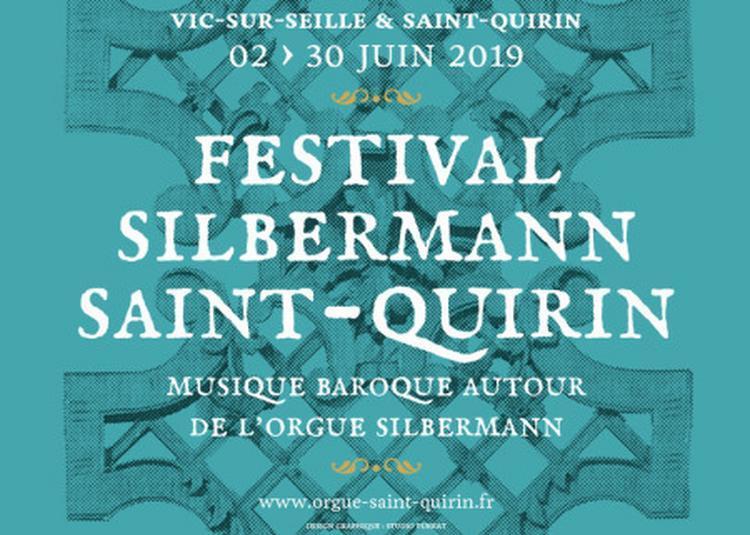 Festival Silbermann 2019