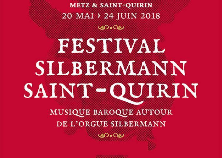 Orgue et Polyphonies de la renaissance au baroque à Saint Quirin