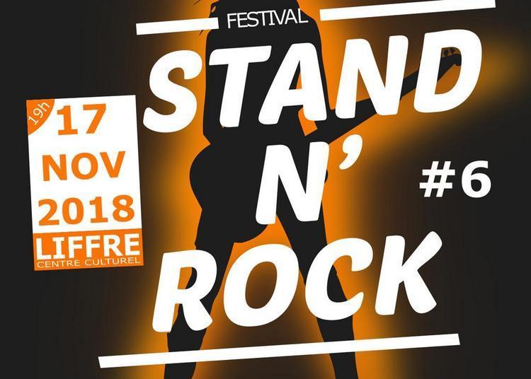 Festival Stand and rock à Liffre