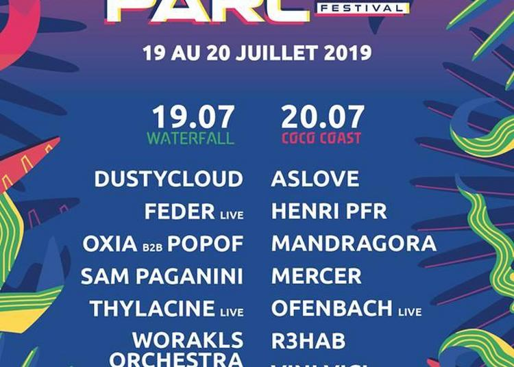 Festival Stereoparc 2019