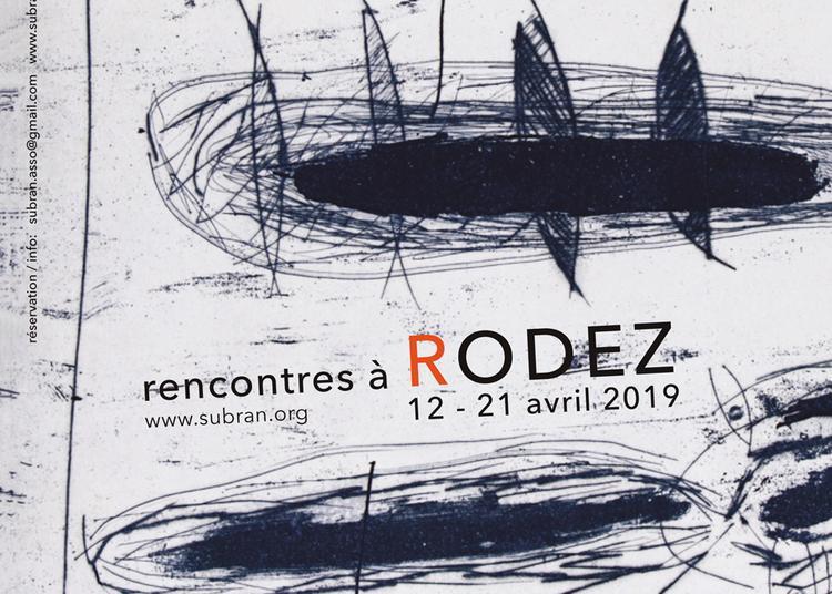 Festival Subran - Concert - La Flors Enversa à Rodez