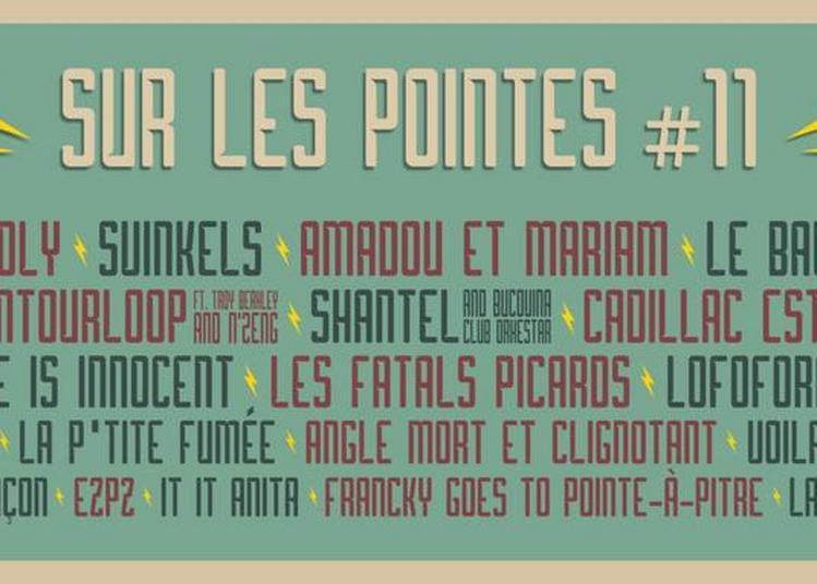 Festival Sur Les Pointes 2019