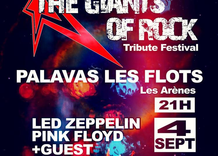 Festival The Giants Of Rock à Palavas les Flots pass journée