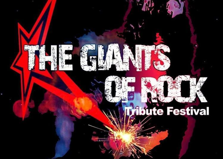 Festival The Giants Of Rock Pass 1 Jour - Pass 1 Jour Dimanche à Le Grau du Roi