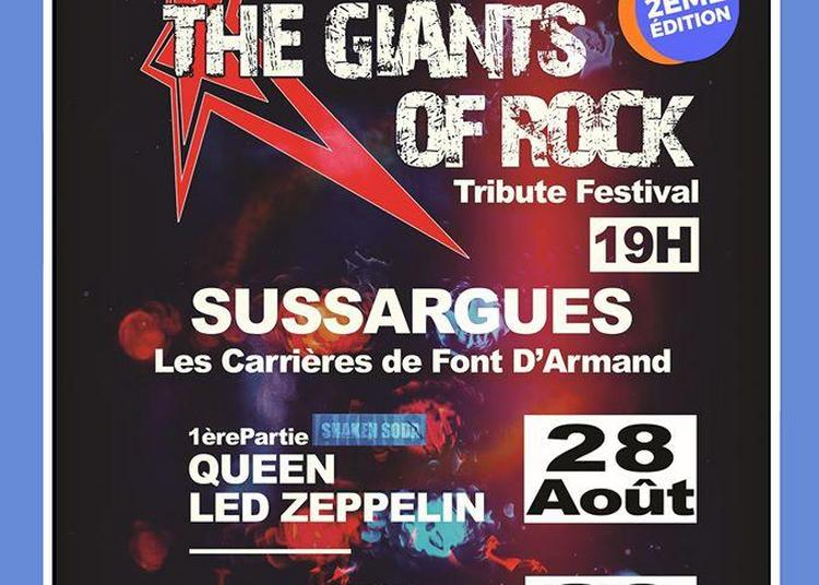 Festival The Giants Of Rock Sussargues 2020