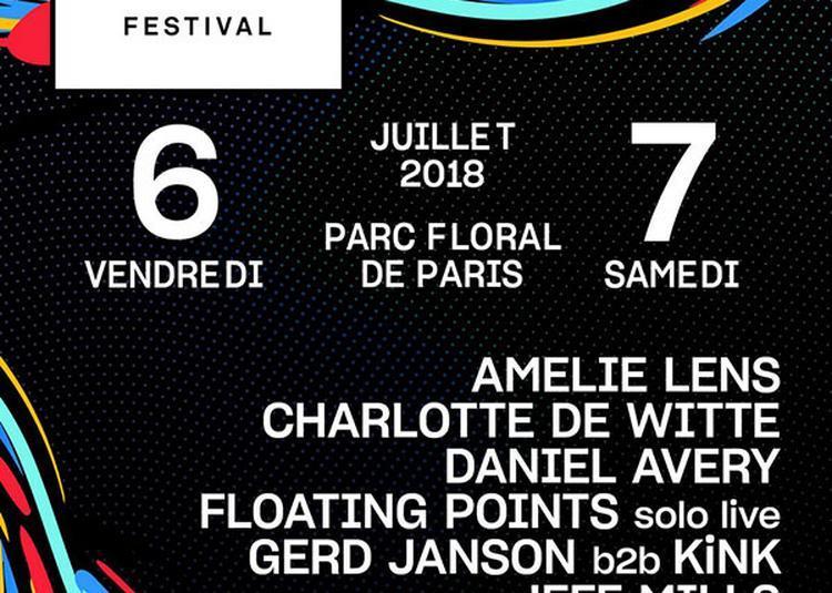 Tale Of Us, Chloé, Joy Orbison à Paris 12ème