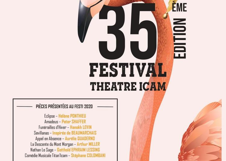Festival Théâtre Icam 35ème Edition 2020