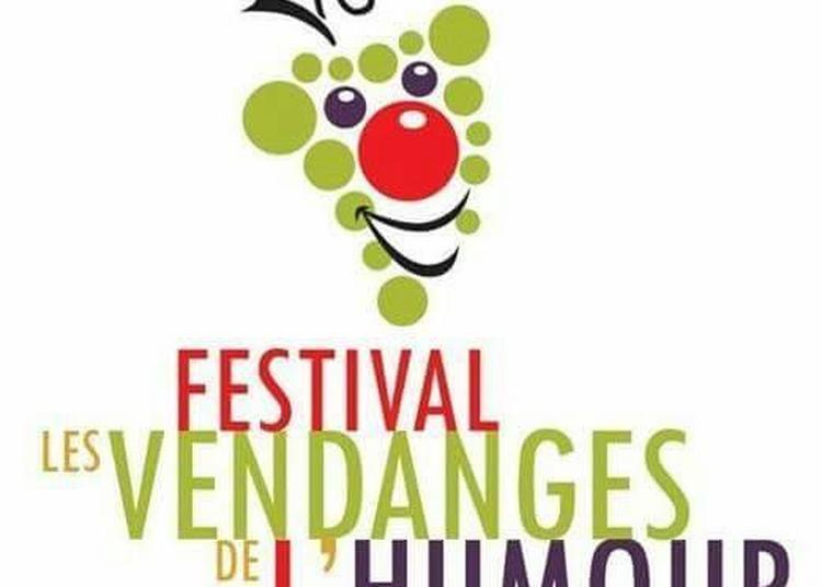 Festival Vendanges de l'Humour 2020