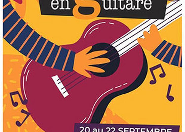 Festival Voyages En Guitare 2021