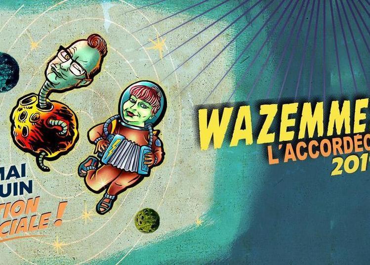 Festival Wazemmes l'Accordéon 2020