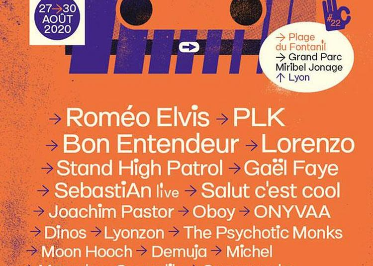 Festival Woodstower 2020 - Vendredi à Vaulx en Velin