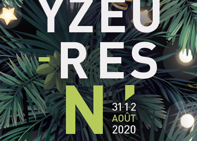 Festival Yzeures'n'rock 2020
